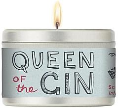 Parfüm, Parfüméria, kozmetikum Illatosított gyertya - Bath House Queen Of The Gin Juniper Gin Scented Candle