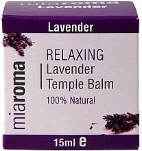 Parfüm, Parfüméria, kozmetikum Arcbalzsam levendula illóolajjal - Holland & Barrett Miaroma Relaxing Lavender Temple Balm