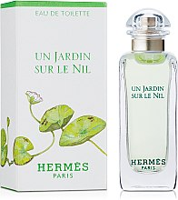 Hermes Un Jardin sur le Nil - Eau De Toilette (mini) — fotó N1