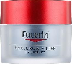 Parfüm, Parfüméria, kozmetikum Éjszakai arckrém - Eucerin Hyaluron-Filler+Volume-Lift Night Cream