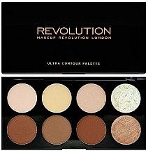 Parfüm, Parfüméria, kozmetikum Korrektor - Makeup Revolution Ultra Contour Palette