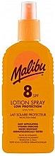 Parfüm, Parfüméria, kozmetikum Testápoló lotion spray - Malibu Lotion Spray SPF8