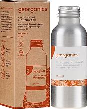 Parfüm, Parfüméria, kozmetikum Szájvíz - Georganics Red Mandarin Mouthwash