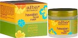 "Parfüm, Parfüméria, kozmetikum Enzimes arcmaszk ""Papaya"" - Alba Botanica Natural Hawaiian Facial Scrub Pore Purifying Pineapple Enzyme"