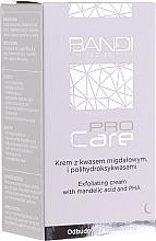 Parfüm, Parfüméria, kozmetikum Hámlasztó krém mandulával és polihidro-savakkal - Bandi Professional Pro Care Exfoliating Cream With Mandelic Acid And Polyhydroxy Acids