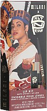 Parfüm, Parfüméria, kozmetikum Készlet - Milani Salt-N-Pepa Shoop Lip Kit (lipstick/3.6/g + lip/liner/0.35/g)