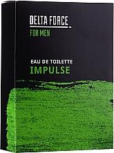 Parfüm, Parfüméria, kozmetikum Pharma CF Delta Force For Men Impulse - Eau De Toilette