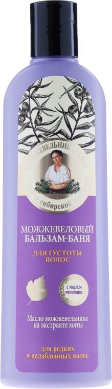 Hajhullás gátló balzsam borókával - Agáta nagymama receptjei