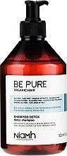 Parfüm, Parfüméria, kozmetikum Sampon zsíros hajra - Niamh Hairconcept Be Pure Detox Shampoo