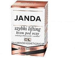 Parfüm, Parfüméria, kozmetikum Lifting szemkörnyékápoló - Janda