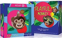 Parfüm, Parfüméria, kozmetikum Emoji Playful Monkey - Eau De Parfum