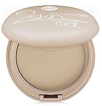 Parfüm, Parfüméria, kozmetikum Mattító kompakt púder - Bell 2 Skin Pocket Pressed Powder Mat