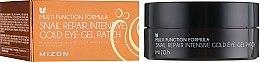 Parfüm, Parfüméria, kozmetikum Regeneráló szemtapasz - Mizon Snail Repair Intensive Gold Eye Gel Patch