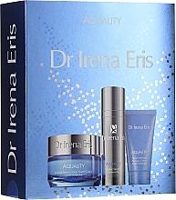 Parfüm, Parfüméria, kozmetikum Készlet - Dr. Irena Eris Aquality (cr/30ml + cr/50ml + ser/30ml)