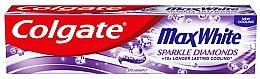 Parfüm, Parfüméria, kozmetikum Fogkrém - Colgate Max White Sparkle Diamonds