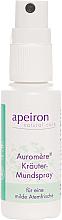 Parfüm, Parfüméria, kozmetikum Szájüreg ápoló spray - Apeiron Auromere Herbal Mouth Spray