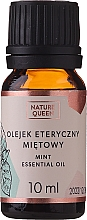 """Parfüm, Parfüméria, kozmetikum Illóolaj """"Menta"""" - Nature Queen Essential Oil Mint"""
