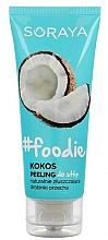 Parfüm, Parfüméria, kozmetikum Lábpeeling - Soraya #Foodie Coconut Foot Peeling
