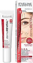 Parfüm, Parfüméria, kozmetikum Expressz szérum ráncok ellen - Eveline Cosmetics Therapy Professional SOS DermoRevital