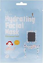 Parfüm, Parfüméria, kozmetikum Hidratáló szövetmaszk - Cettua Hydrating Facial Mask