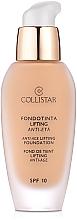 Parfüm, Parfüméria, kozmetikum Lifting alapozó bázis - Collistar Anti-Age Lifting Foundation