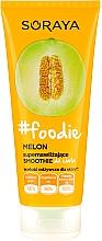 Parfüm, Parfüméria, kozmetikum Hidratáló testápoló smoothie - Soraya Foodie Melon Smoothie