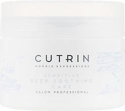 Parfüm, Parfüméria, kozmetikum Púhító maszk érzékeny fejbőrre - Cutrin Vieno Sensitive Deep Soothing Care