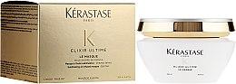 Parfüm, Parfüméria, kozmetikum Tápláló hajmaszk élettelen hajra - Kerastase Elixir Ultime Le Masque