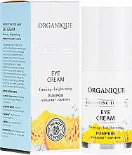 Parfüm, Parfüméria, kozmetikum Multifunkciós szemkontúr krém - Organique Hydrating Therapy Eye Cream