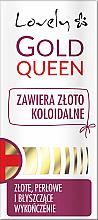 Parfüm, Parfüméria, kozmetikum Körömápoló balzsam - Lovely Gold Queen