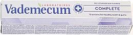 Parfüm, Parfüméria, kozmetikum Vitaminos fogkrém - Vademecum ProVitamin Complex Complete Toothpaste