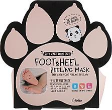Parfüm, Parfüméria, kozmetikum Peeling-zokni - Esfolio Foot & heel Peeling Mask
