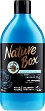 Parfüm, Parfüméria, kozmetikum Hajkondícionáló kókuszolajjal - Nature Box Coconut Oil Conditioner