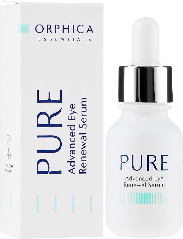 Szemkörnyékápoló szérum - Orphica Pure Advanced Eye Renewal Serum
