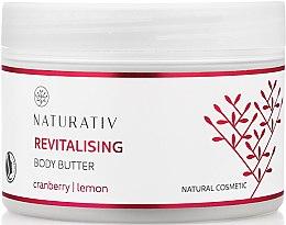 Parfüm, Parfüméria, kozmetikum Regeneráló testvaj - Naturativ Revitalizing Body Butter