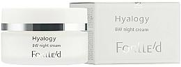 Parfüm, Parfüméria, kozmetikum Éjszakai BW krém, tónus kiegyenlítő - ForLLe'd Hyalogy BW Night Cream
