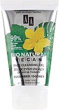 Parfüm, Parfüméria, kozmetikum Arclemosó gél - AA Cosmetics Bio Natural Vegan Face Cleansing Gel