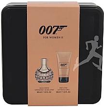 Parfüm, Parfüméria, kozmetikum James Bond 007 for Women II Set - Szett (edp/30ml + b/lot/50ml)