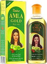 """Parfüm, Parfüméria, kozmetikum Hajápoló olaj """"Arany"""" - Dabur Amla Gold Hair Oil"""