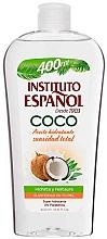 Parfüm, Parfüméria, kozmetikum Testolaj - Instituto Espanol Coconut Body Oil