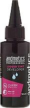 Parfüm, Parfüméria, kozmetikum Oxidálószer 3% - Andmetics Liquid Tint Developer