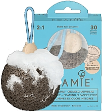 Parfüm, Parfüméria, kozmetikum Gyengéd tisztító szivacs tusfürdővel - Foamie Shake Your Coconuts Shower Sponge