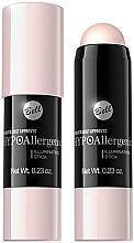 Parfüm, Parfüméria, kozmetikum Highlighter stift - Bell HypoAllergenic Illuminating Stick