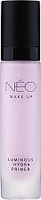 Parfüm, Parfüméria, kozmetikum Ragyogó és hidratáló alapozó - NEO Make Up Luminous Hydra Primer