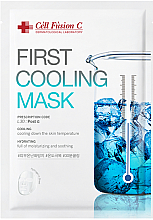 Parfüm, Parfüméria, kozmetikum Hűsítő hidrogél maszk irritált bőrre - Cell Fusion C First Cooling Mask