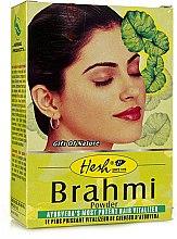 """Parfüm, Parfüméria, kozmetikum Hajerősítő púder """"Brahmi"""" - Hesh Brahmi Powder"""