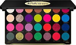 Parfüm, Parfüméria, kozmetikum Szemhéjfesték paletta - Makeup Revolution X Patricia Bright Eyeshadow Palette