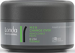 Parfüm, Parfüméria, kozmetikum Hajformázó paszta - Londa Professional Men Change Over Remoldable Past
