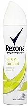Parfüm, Parfüméria, kozmetikum Deo spray - Rexona Motionsense Stress Control