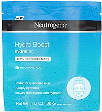 Parfüm, Parfüméria, kozmetikum Higrogél arcmaszk - Neutrogena Hydro Boost Hydrating Hydrogel Mask